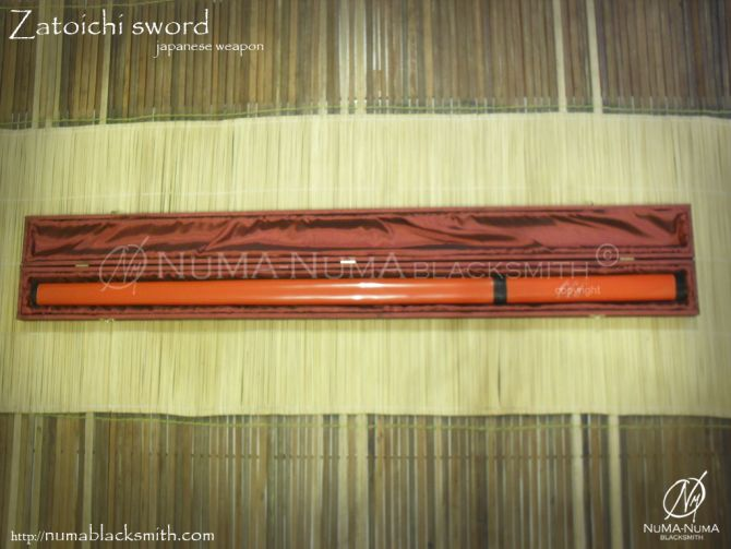 Japanese weapon Zatoichi sword 4 zatoichi5